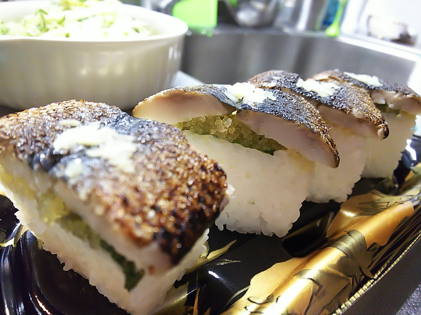 にしんの押し寿司