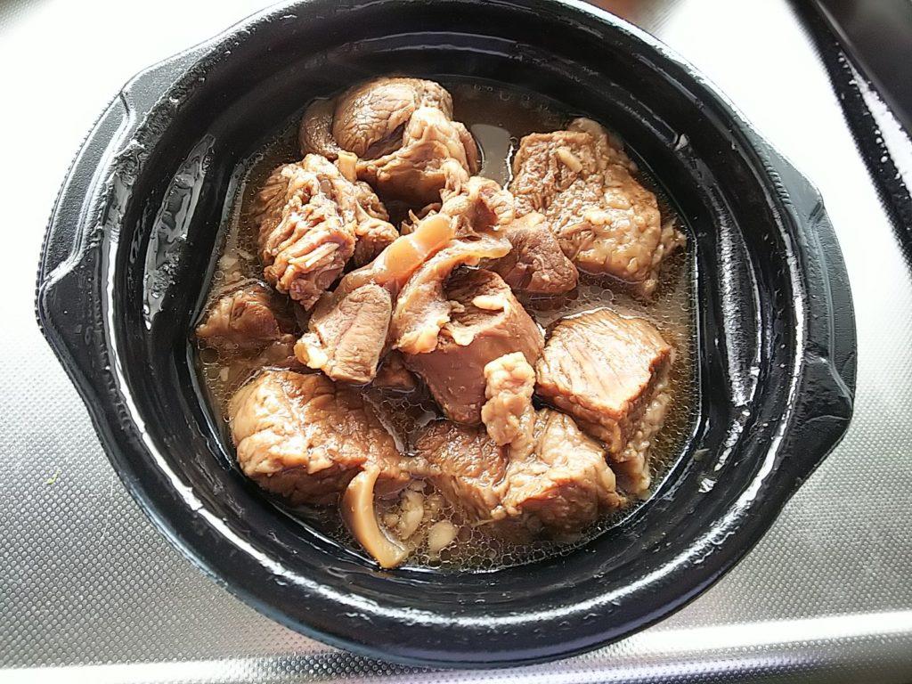 肉のまつお 牛角煮