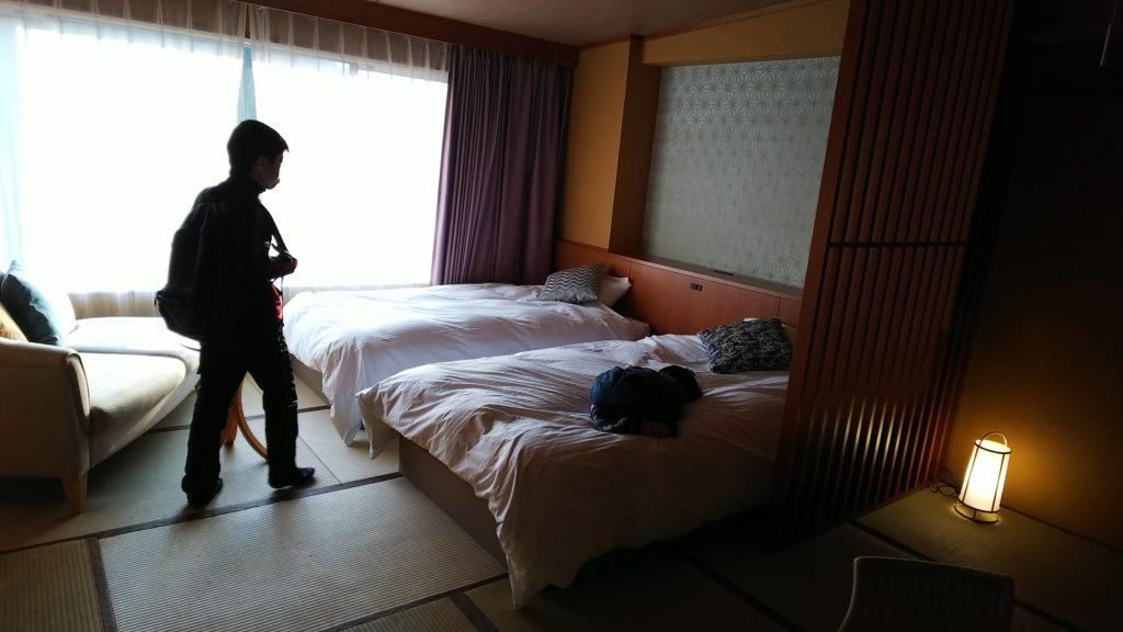 秋保グランドホテル 部屋