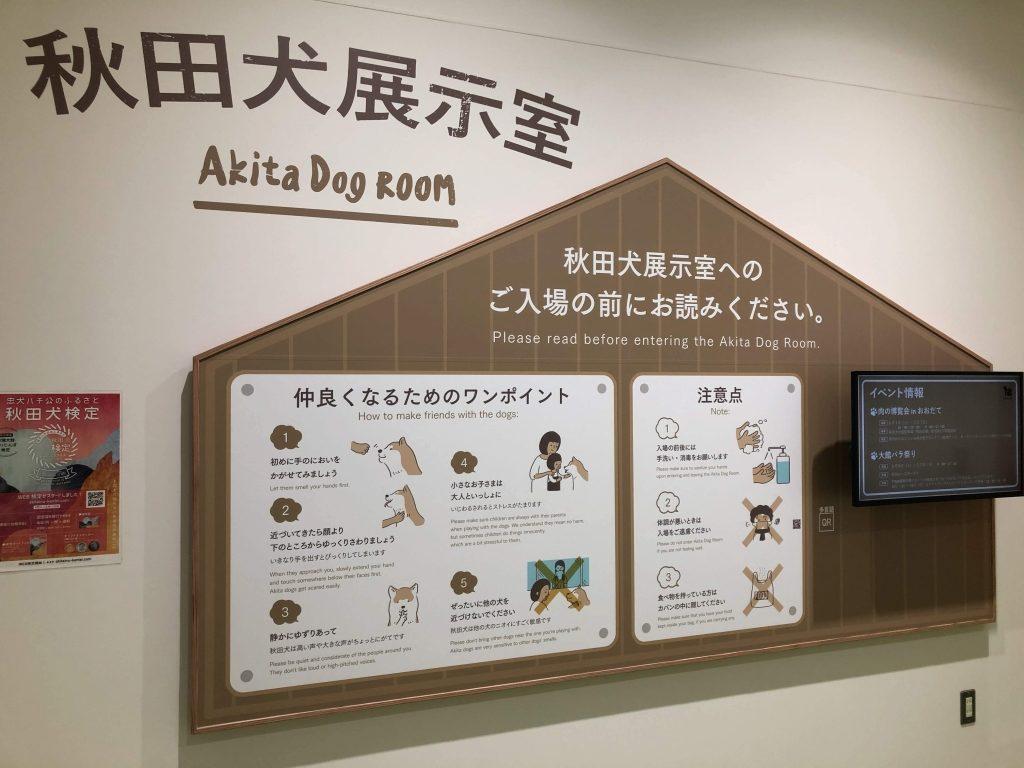 秋田犬の里