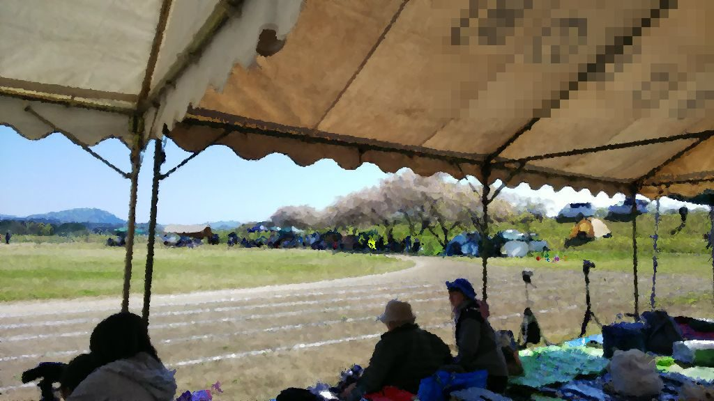 運動会 テント